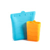 Snack/Sandwich Pouch Blue/Orange