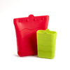 Snack/Sandwich Pouch Red/Green