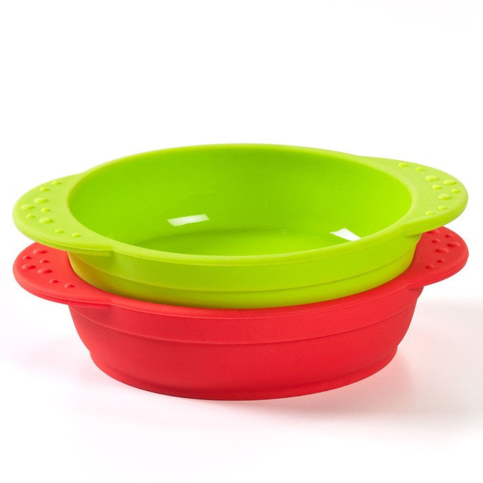 Bowls - Red/Green