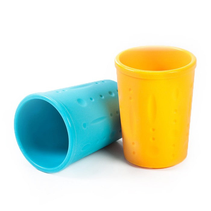 Cups - Blue/Orange