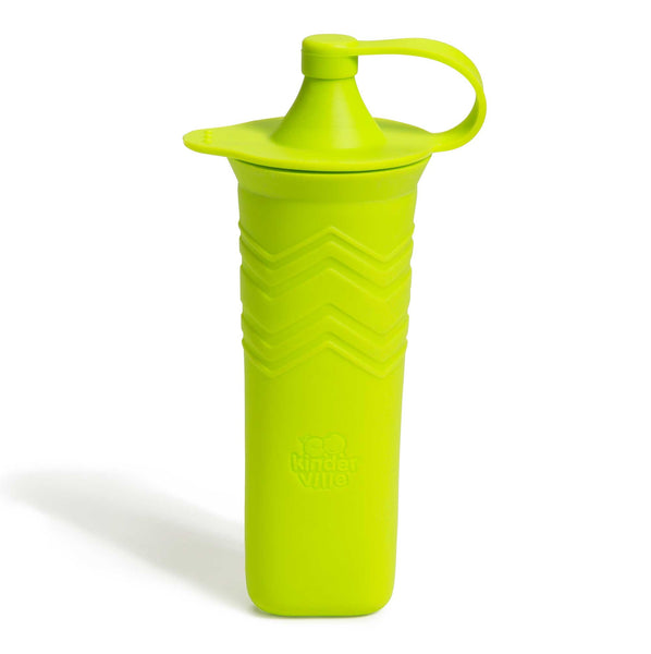 Eazy Squeezy Food Pouch Green