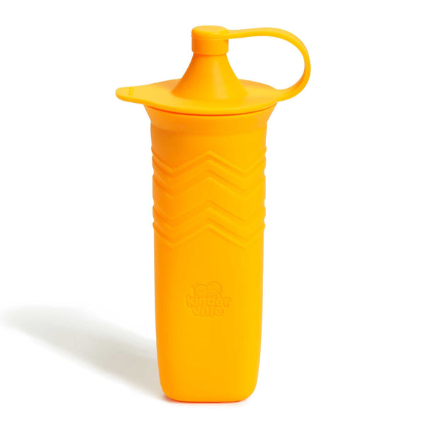 Eazy Squeezy Food Pouch Orange
