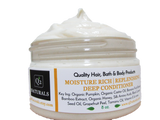 Moisture Rich Complete Organic Replenishing Deep Conditioner | Hair Therapy Mask - Q2NATURALS