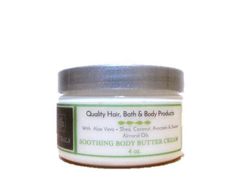 Pure Shea Aloe Body Cream|Aloe Body Butter|Hand & Aftersun Skin Moisturizer - Q2NATURALS