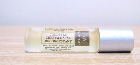 COLD & FLU | CHEST & NASAL DECONGESTANT |ALLERGY RELIEF |Sinus Relief - Q2NATURALS