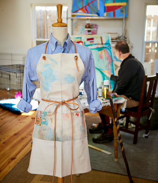 Paul's Buttered Biscuit Apron