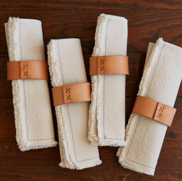 Napkin Rings ...or cuffs?!