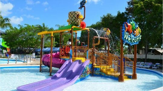 Wet'n'Wild Phoenix Options for Babies and Toddlers