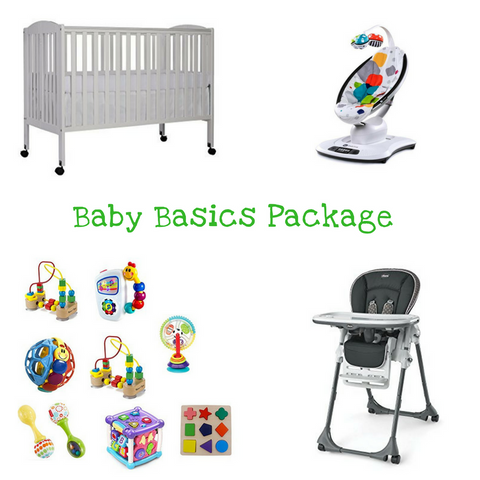 baby basics package