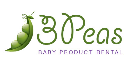 3 Peas Baby Gear Rental