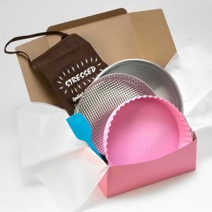 "GIFT BOX with 10' Wrap and 10"" Springform Pan"