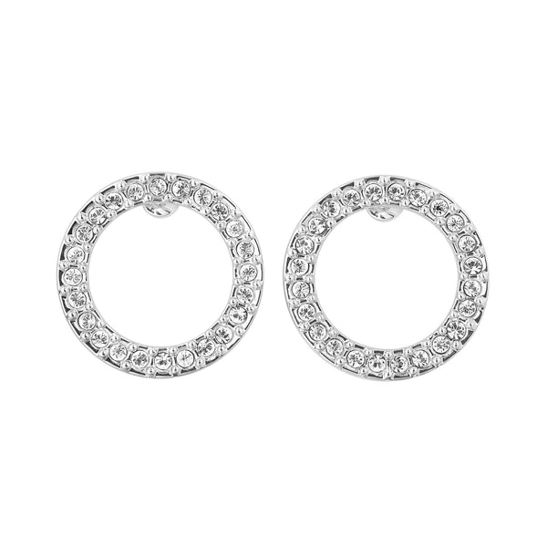 Tiny Circle Hoop Earrings