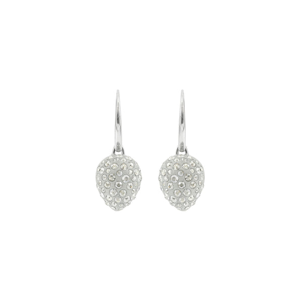 Ceralun Pavé French Wire Earrings
