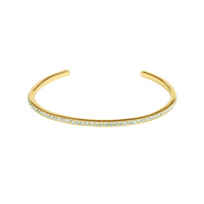Adore Allure Light Azore Skinny Pavé Bangle Detail