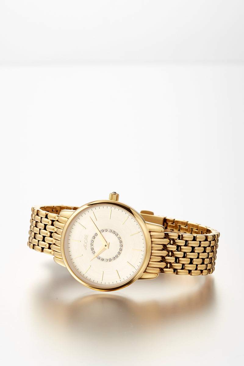 Luxe 33mm Gold Bracelet
