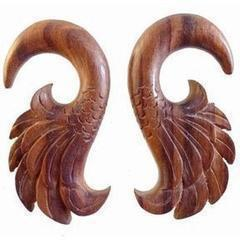 Wood Body Jewelry