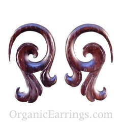 6 Gauge Earrings