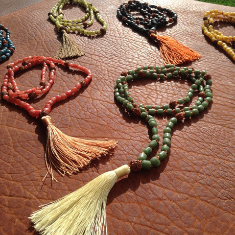 Mala Beads Color Meanings