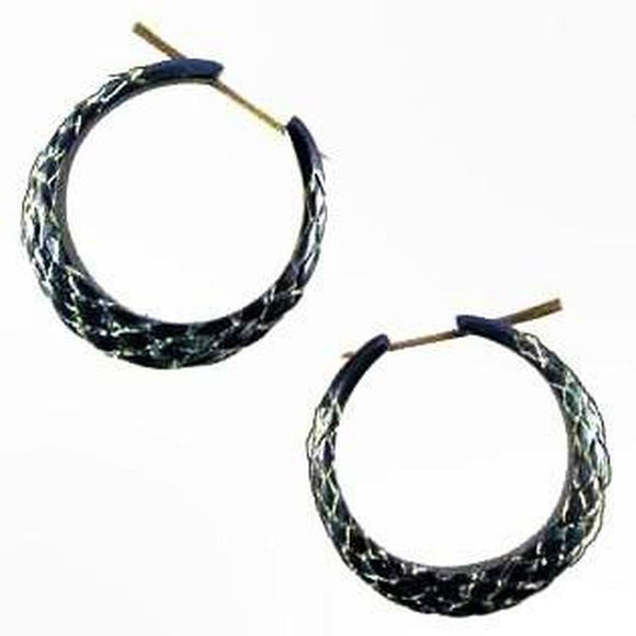 Sale and Clearance | Serpent. Horn Earrings.