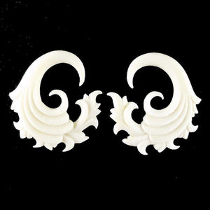 Piercing Jewelry | Fire, bone 4g, White Body Jewelry.