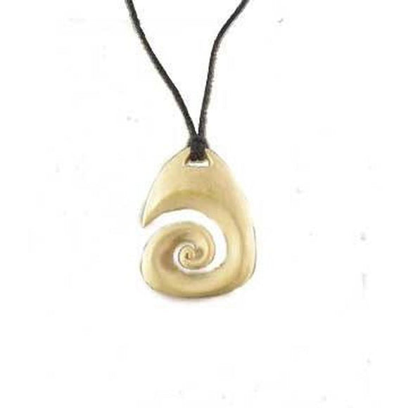 Wood Jewelry | Drift. Wood Necklace. Ivory Wood Jewelry.