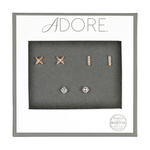 Adore Holiday Earrings Box Set Packaging