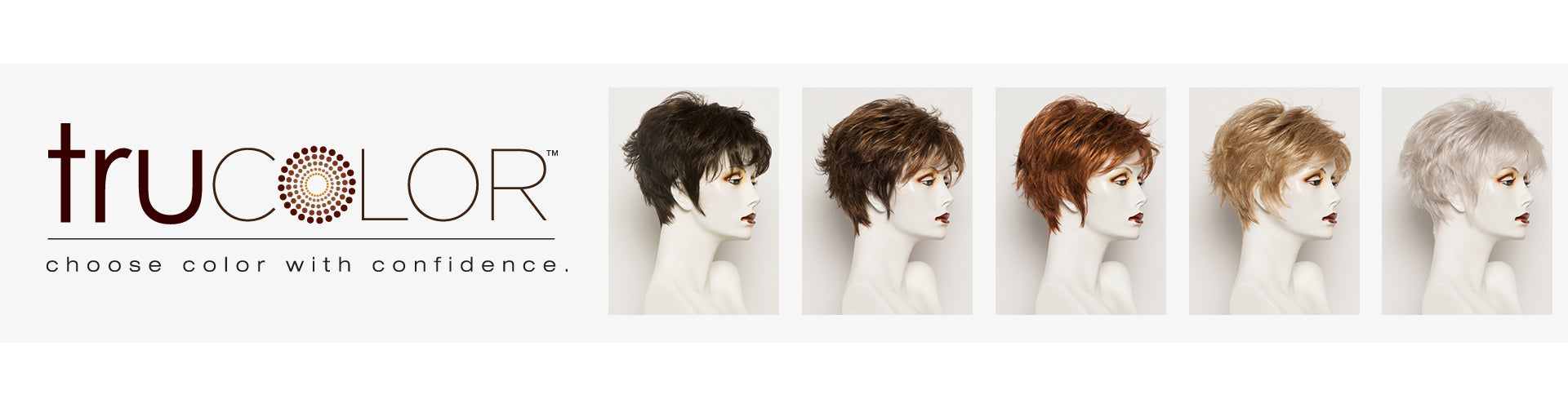 Choose Color With Confidence Wigs