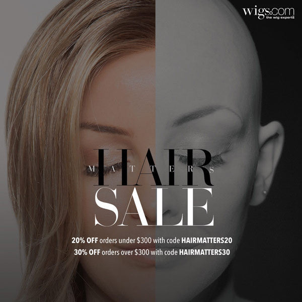 Hair Matters Sale - Up to 30% OFF Now!