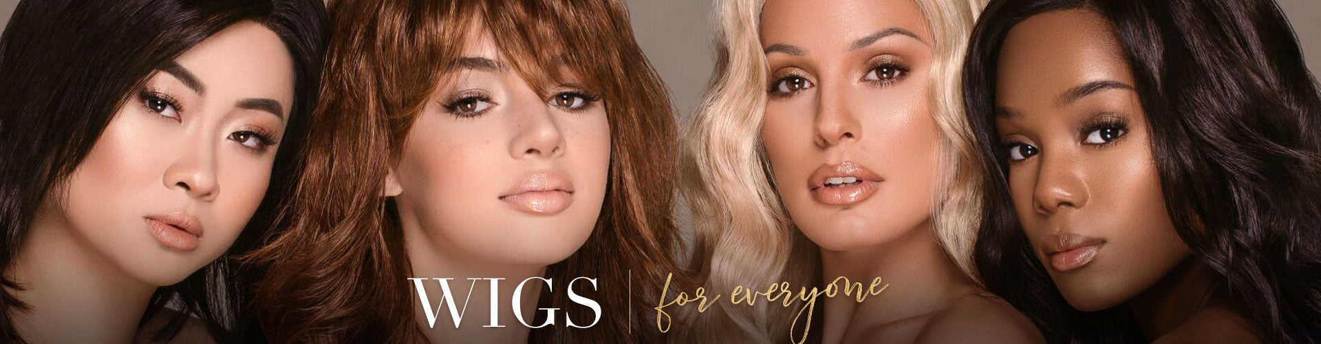 Wigs for Everyone @ Wigs.com