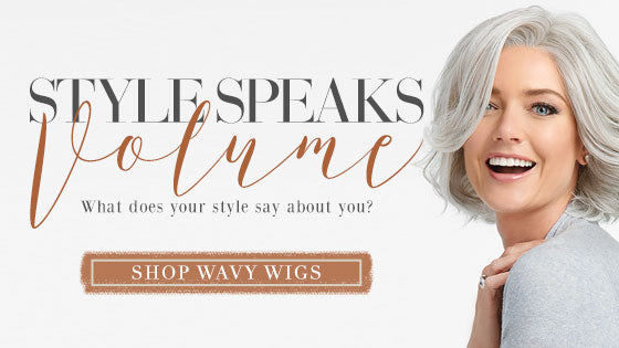 Style Speaks Volume - Shop Wavy Wigs