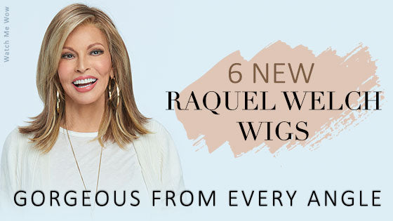 NEW Raquel Welch 2018 Collection