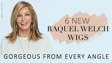 Raquel Welch Wigs Lace Front