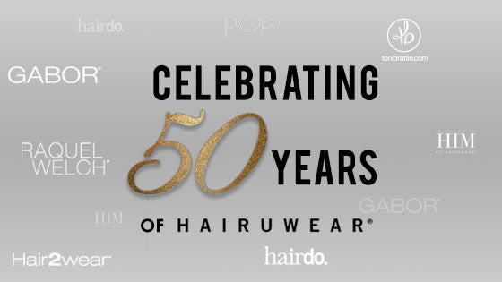 HairUWear Celebrates 50 Years!