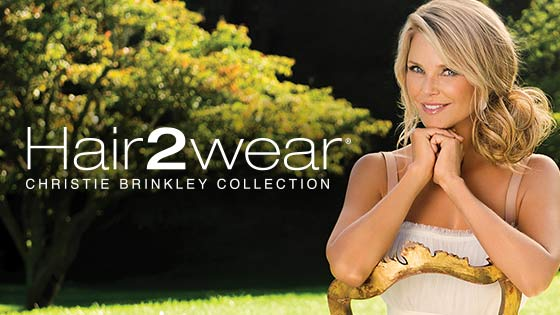 4 NEW STYLES by CHRISTIE BRINKLEY
