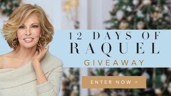 Enter the 12 Days of Raquel Giveaway now!