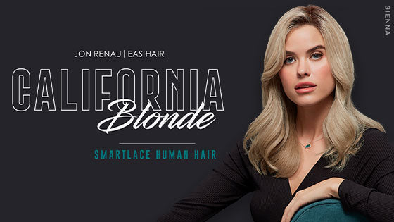 CALIFORNIA BLONDES by JON RENAU NOW IN HUMAN HAIR