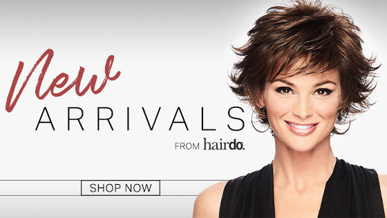 NEW Arrivals from Hairdo