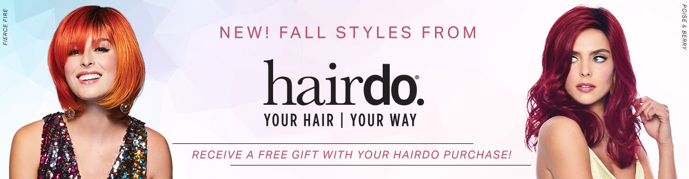 Shop All Hairdo