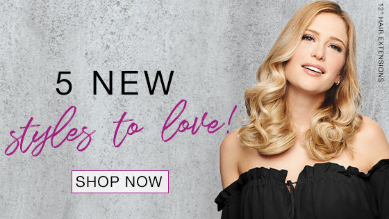 Shop New Arrivals from Hairdo