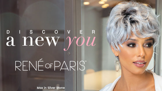 New Wigs from Rene of Paris