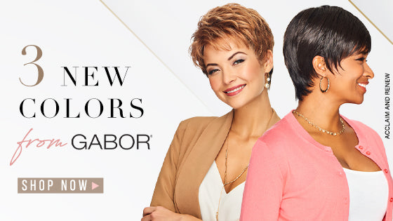 New Colors from Gabor