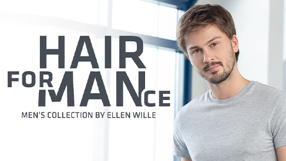 High Performance Mens Wigs