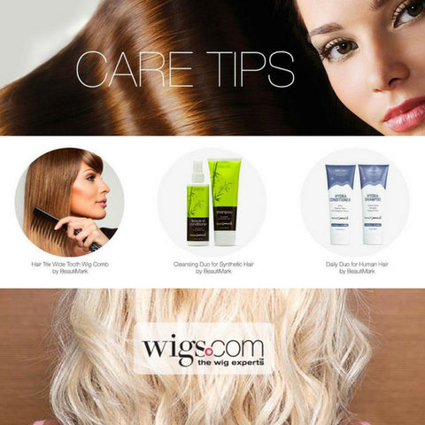 3 Essential Wig Care Tips