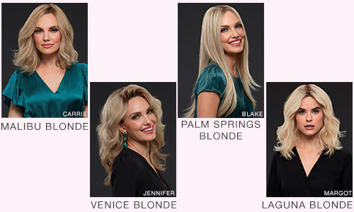 California Blondes from Jon Renau