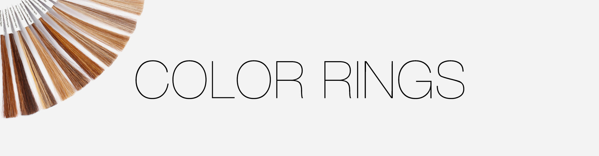 Color Rings | Shop online @ Wigs.com