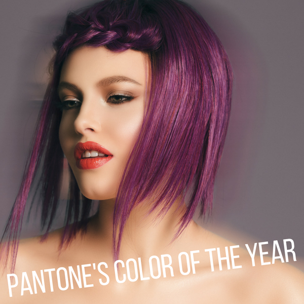 Pantone's Color of the Year: Ultra Violet