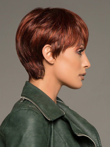 Hairstyle for Red Hair | Swing by Ellen Wille