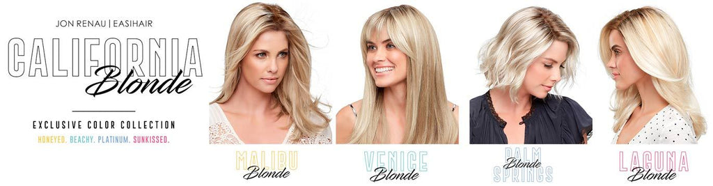 Jon Renau California Blonde Collection