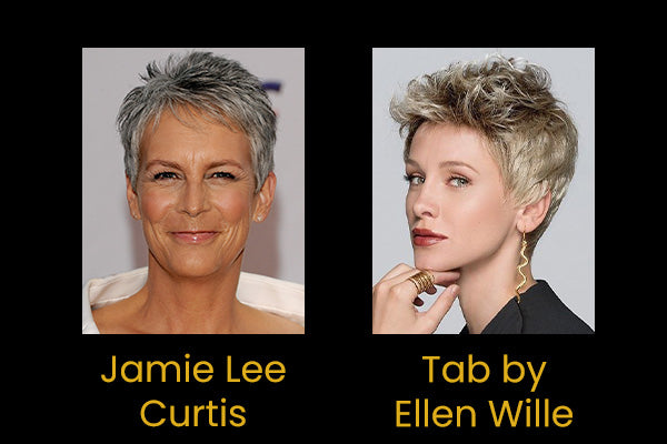 Jamie Lee Curtis Hair