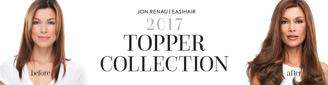 NEW Toppers from Jon Renau's 2017 Collection